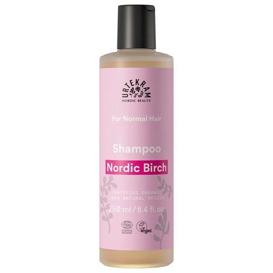 Urtekram Nordic Beauty Nordic Birch Shampoo Normal Hair, 250 ml