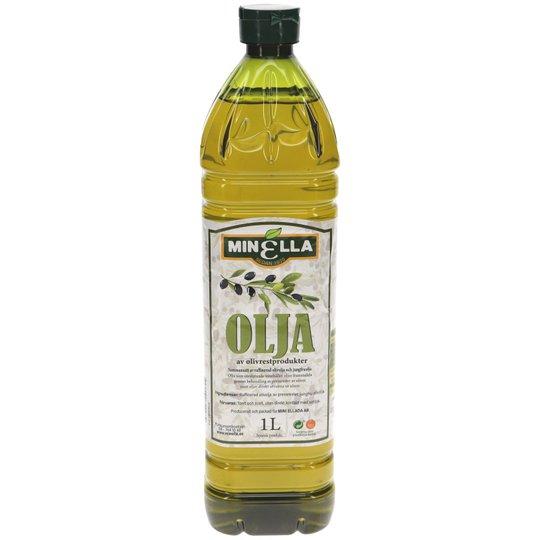Olivolja av Olivrestprodukter - 51% rabatt