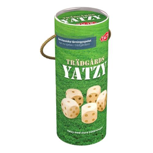 Trädgårds Yatzy XL