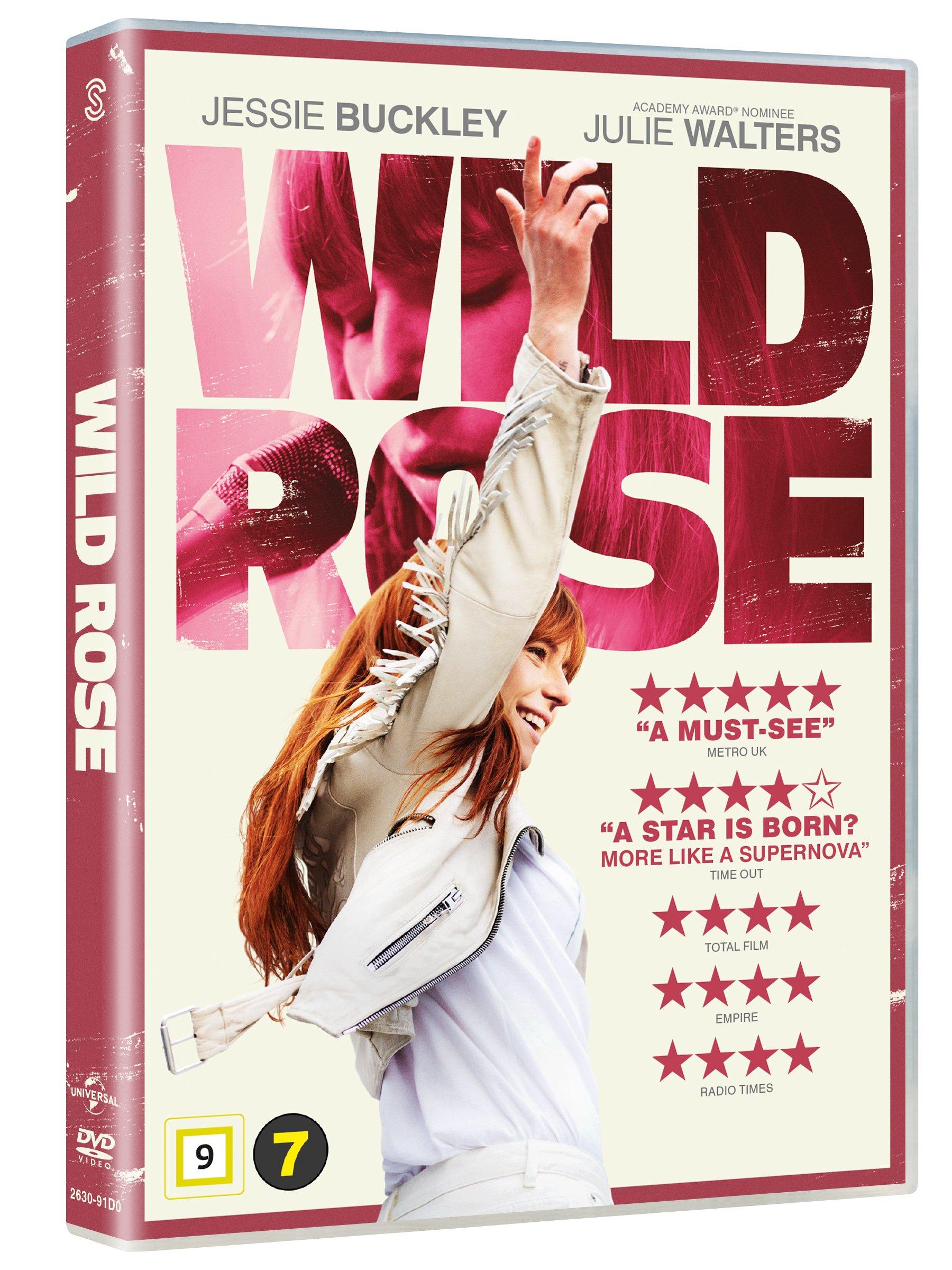 Wild Rose (New) - DVD