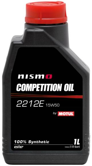 Moottoriöljy MOTUL NISMO COMP OIL 15W50 1L