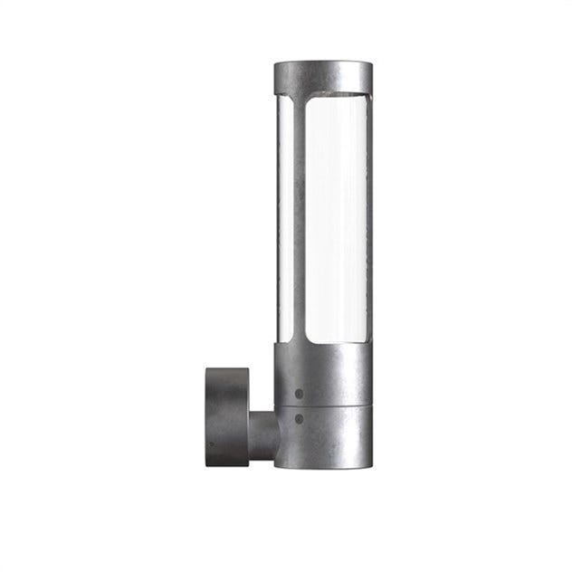 Nordlux Vegglampe Helix Sølv / Metall