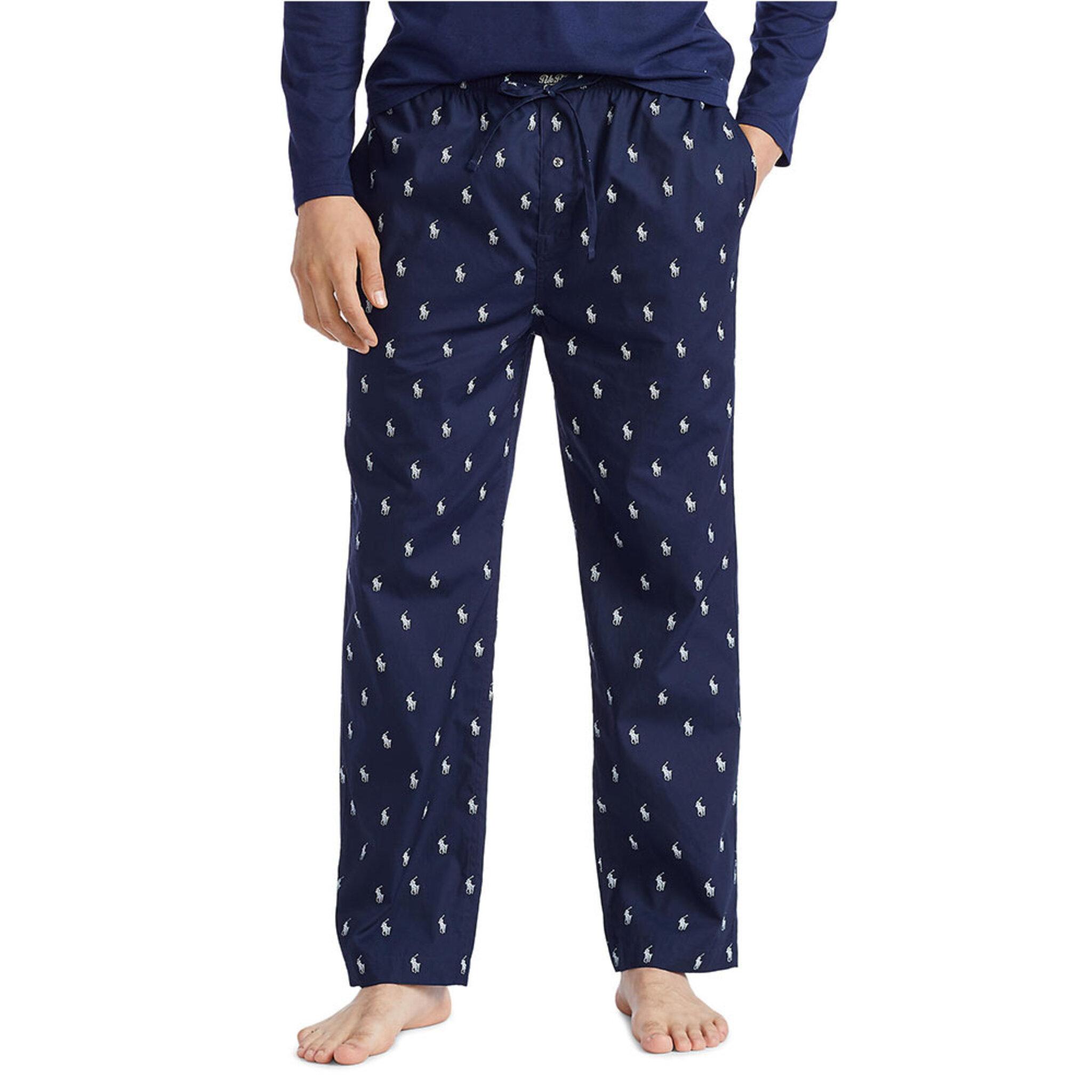 Cotton Twill Pajama Pant