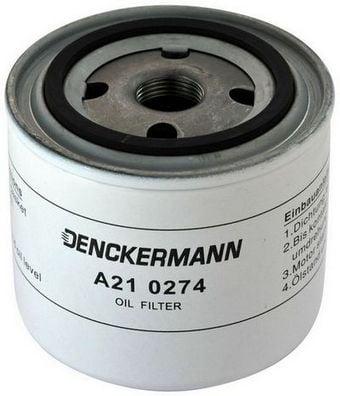 Öljynsuodatin DENCKERMANN A210274