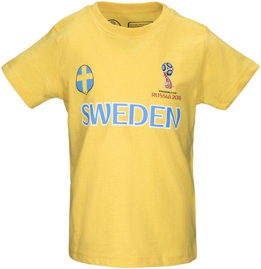 FIFA World Cup 2018 Sweden T-shirt 104