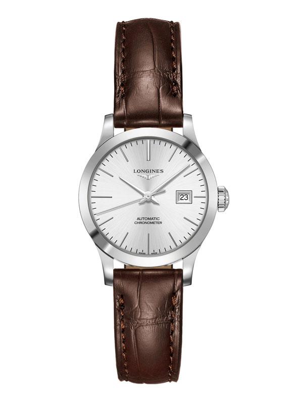 Longines Record Chronometer 30mm L2.321.4.72.2