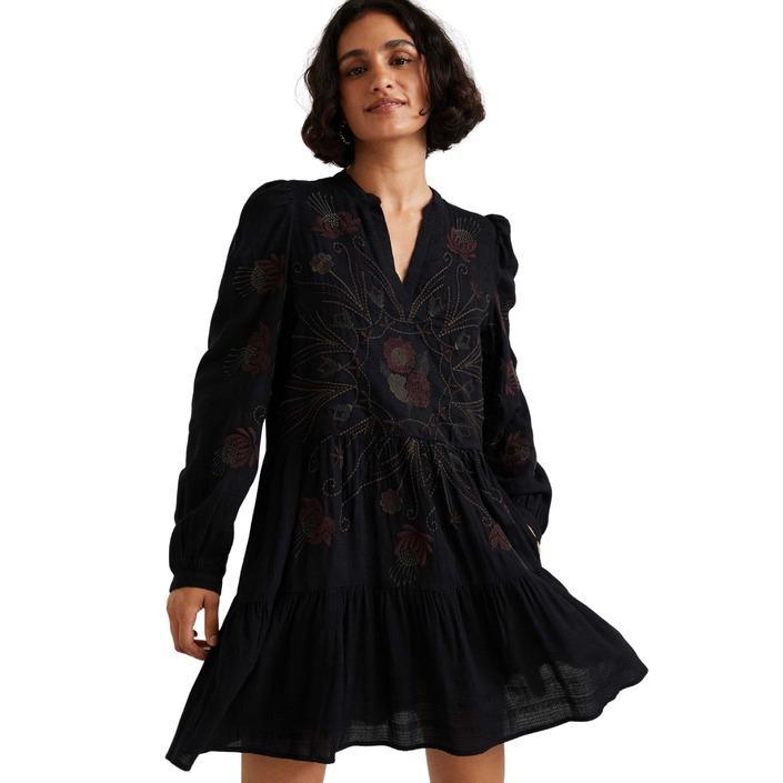 Desigual - Desigual Women Dress - black XL