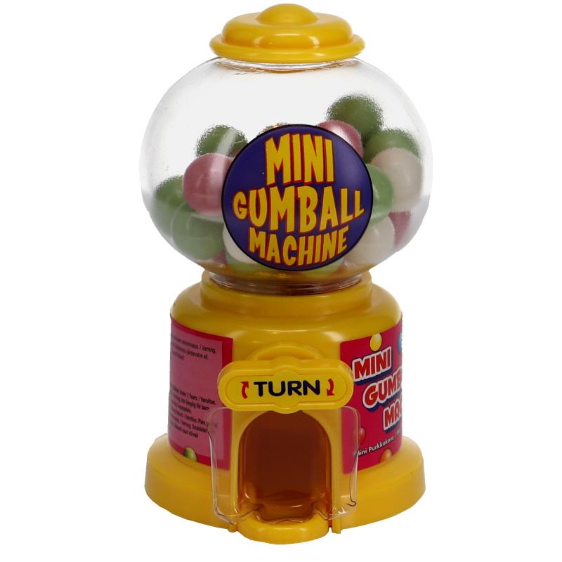 Purkkakone Minigumball Machine - 20% alennus
