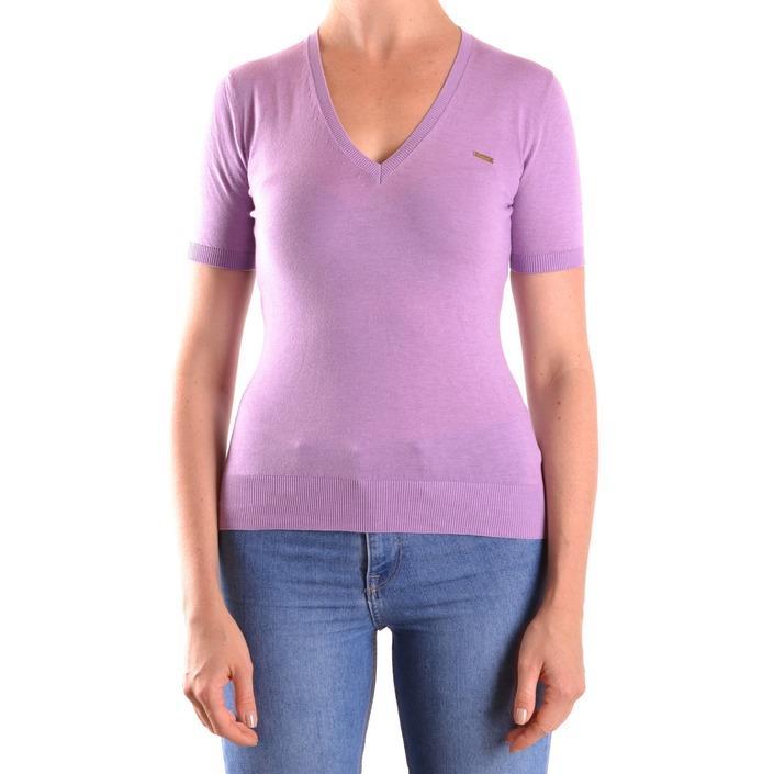 Dsquared Women's T-Shirt Purple 162051 - purple S