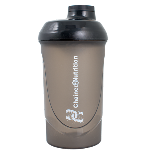 Chained Wave Shaker, Black, 600ml