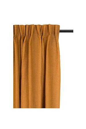 Sunshine Gardin med rynkebånd Amber 140x290 cm