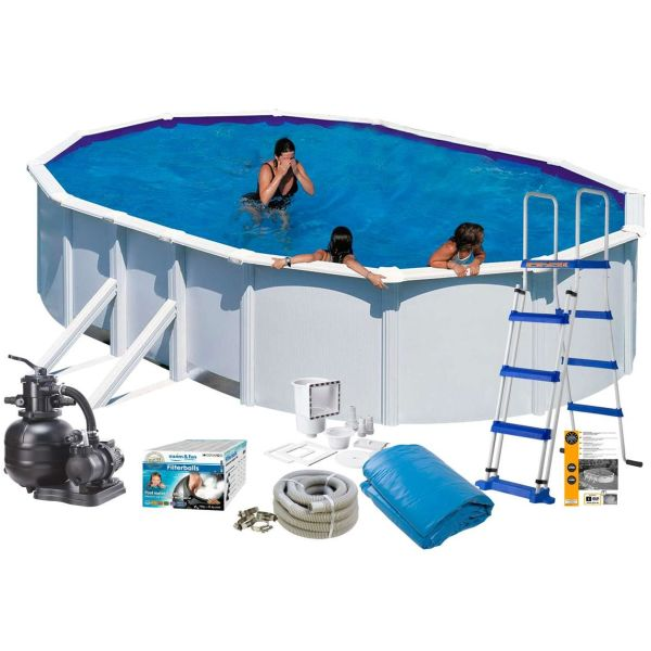 Swim & Fun 2727 Allaspaketti 5 x 3 x 1,32 m, 16 210 l
