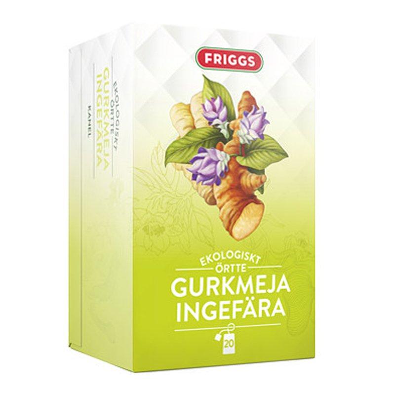 Eko Te Gurkmeja & Ingefära - 46% rabatt