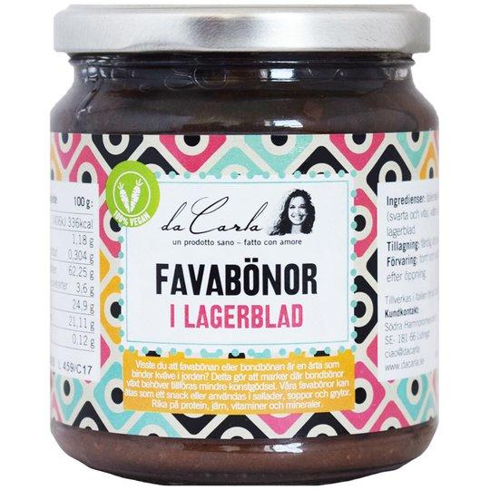 Favabönor Lagerblad 300g - 47% rabatt