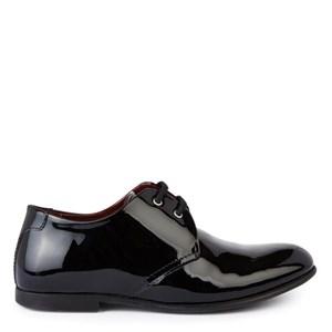 Dolce & Gabbana Patent Leather Skor Svarta 27 EU