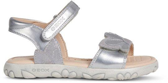 Geox Haiti Sandal, Silver 25