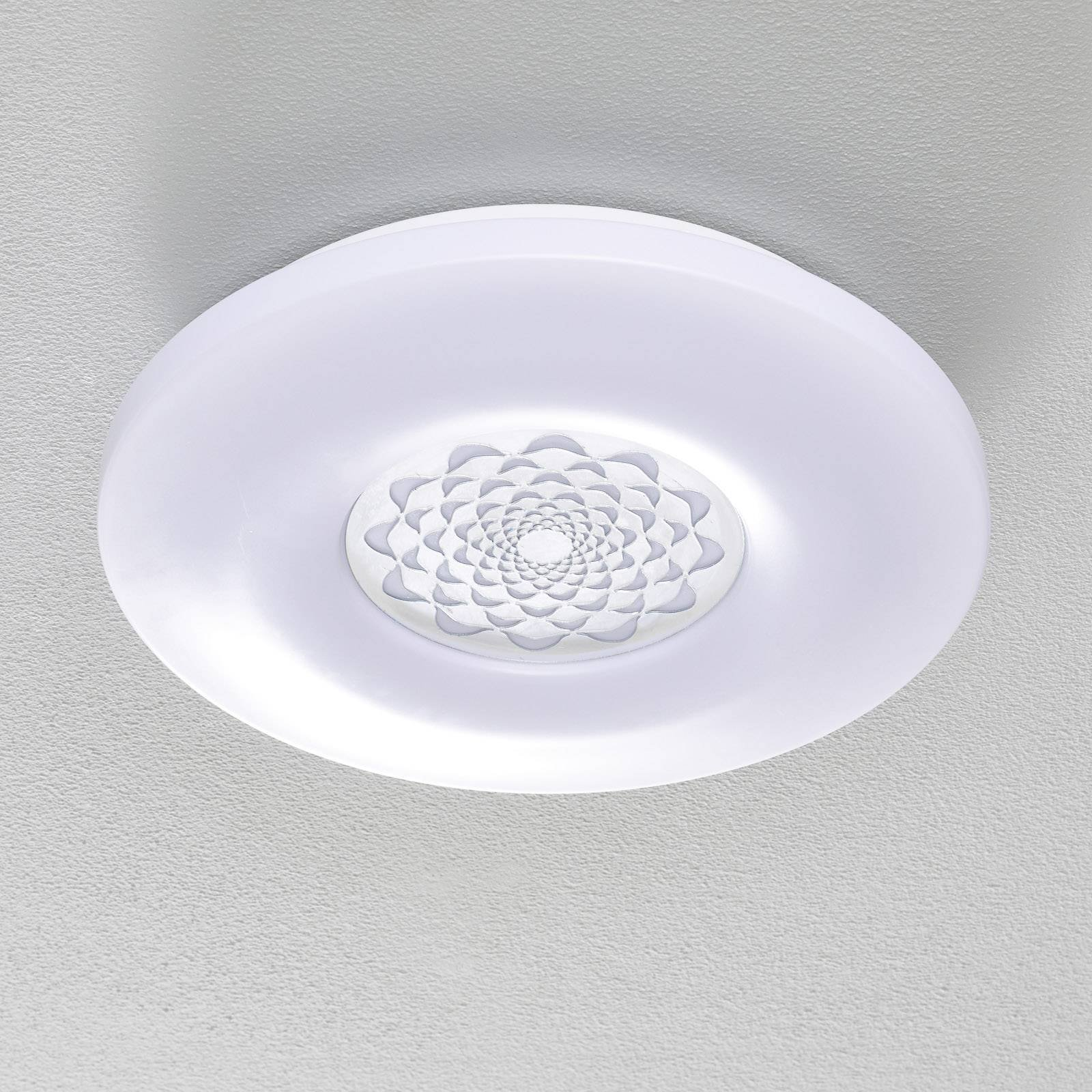 EGLO connect Capasso-C LED-taklampe med motiv