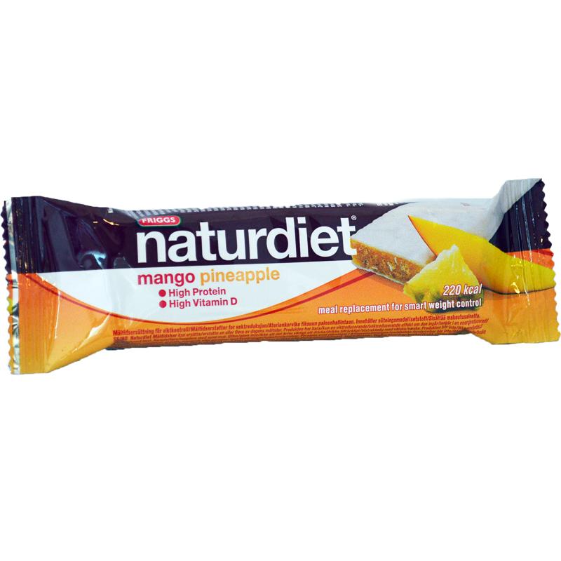 Ateriankorvikepatukka, Mango & Ananas 58g - 50% alennus