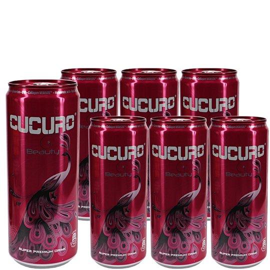 Funktionsdryck Cucuro Beauty 6-Pack - 74% rabatt