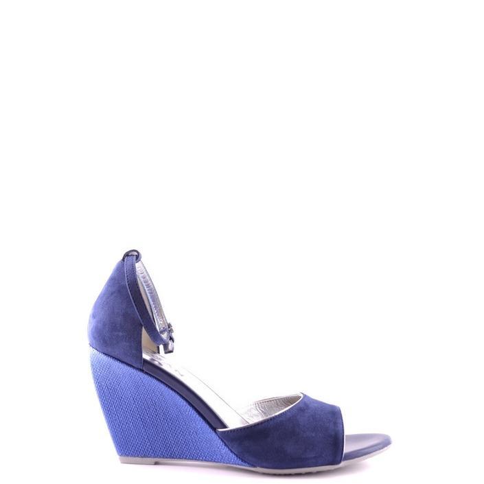 Hogan Women's Sandal Blue 164290 - blue 38.5