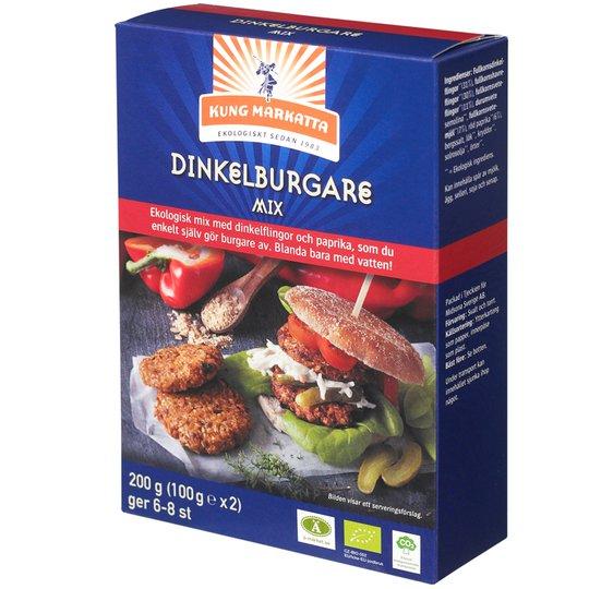 Eko Dinkelburgare Mix - 37% rabatt