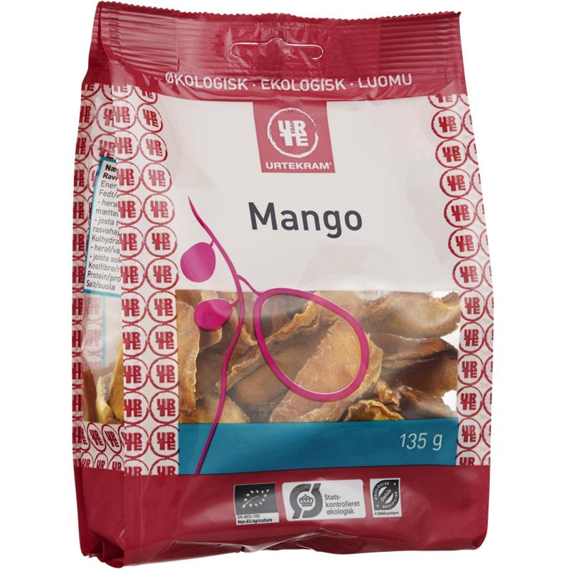 Luomumango 135g - 50% alennus