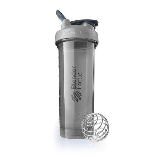 BlenderBottle Pro32, 940ml, Full Color Pebble Grey
