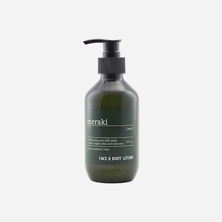 Face & body lotion Men 275 ml