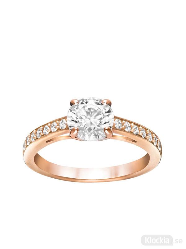 Damsmycke Swarovski Ring Attract Round 17,35mm 5149218