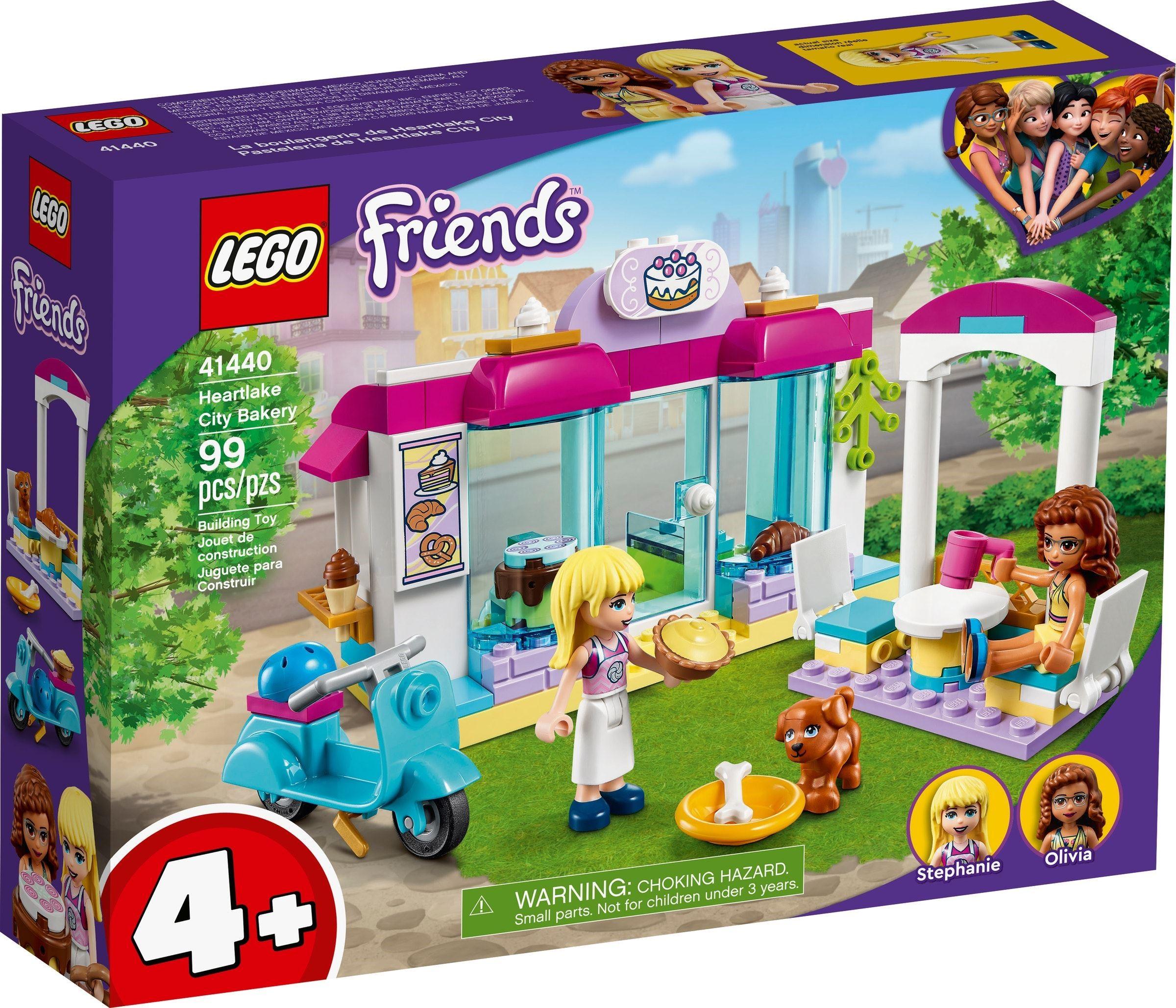 LEGO Friends - Heartlake City Bakery (41440)
