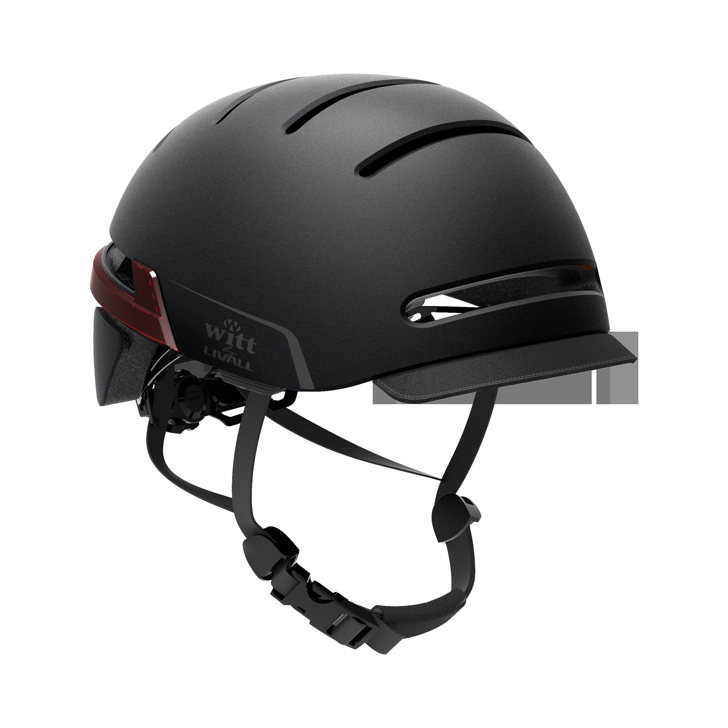 Witt by Livall - Smart Multi Function Helmet - Interaktive - BH51MSB
