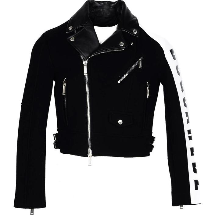 Dsquared Men's Jacket Black 229954 - black 48
