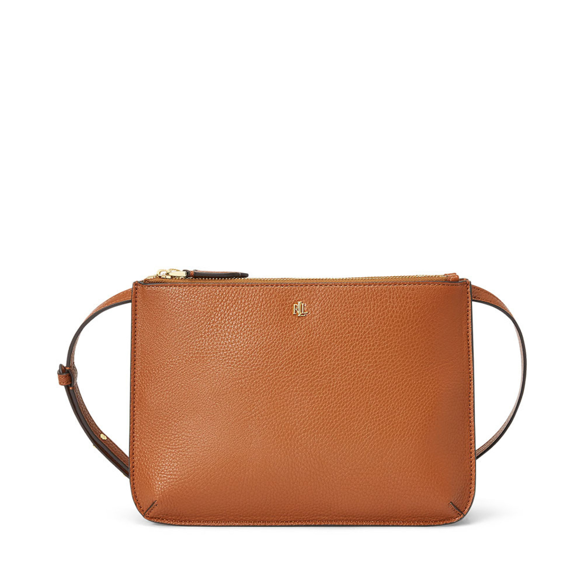 Faux-Leather Carter Crossbody, ONE SIZE
