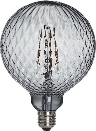 Elegance LED Cristal Cristal Grey 125mm