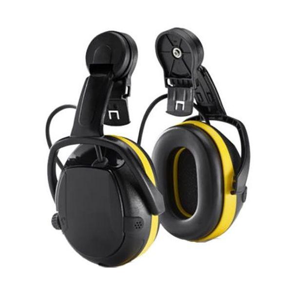 Hellberg SECURE ACTIVE Kuulosuojain Ympäristönkuuntelu, kypäräkiinnikkeet