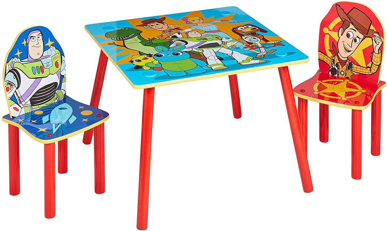 Disney Pixar Toy Story Pöytä & Tuolit