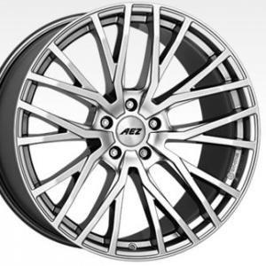 AEZ Panama Silver 11.5x21 5/120 ET38 B74.1