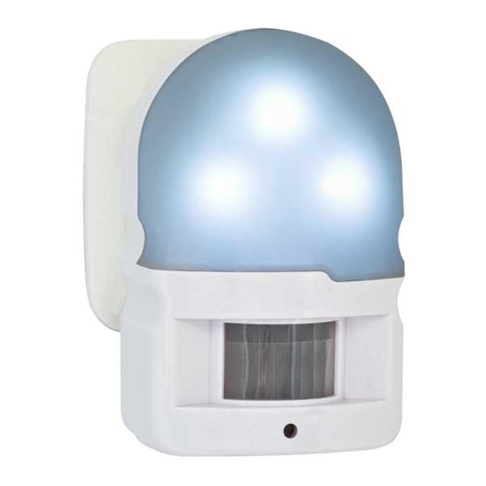 LED-nattlys VERA med bevegelsesmelder