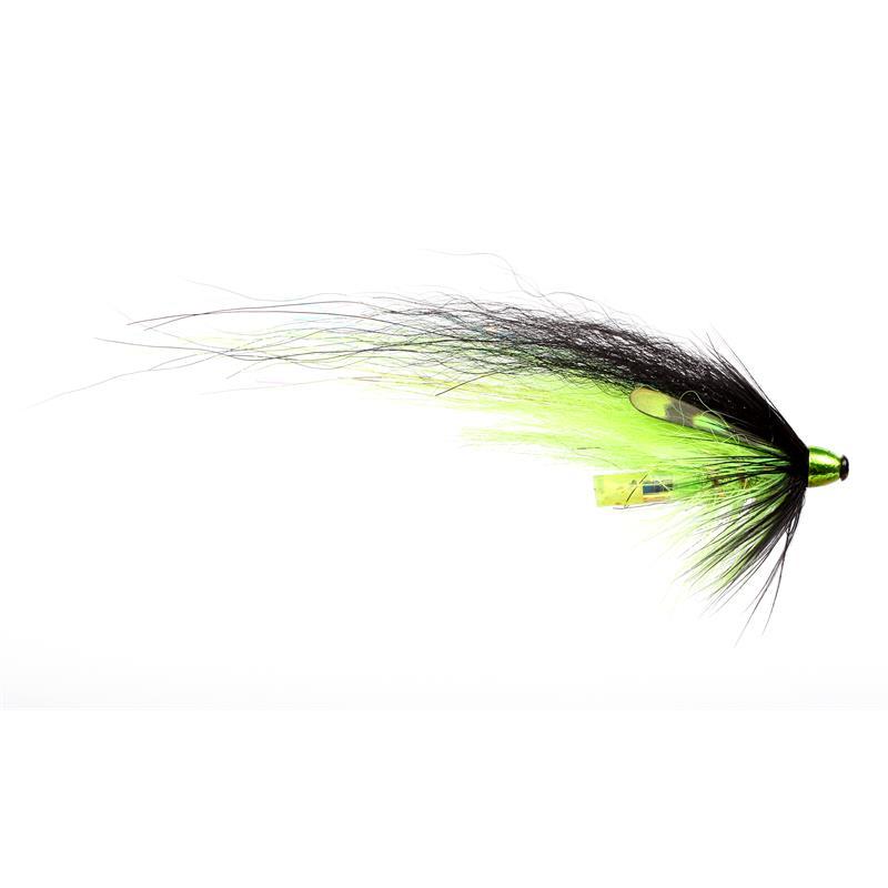 Black & Green - 6cm Kjøp 12 fluer få gratis flueboks