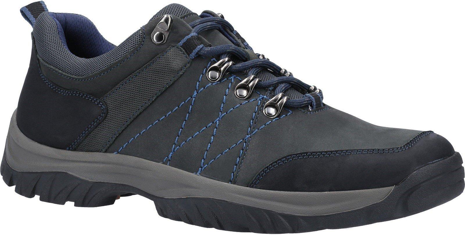 Cotswold Men's Toddington Lace Up Boot Various Colours 30148 - Navy 7
