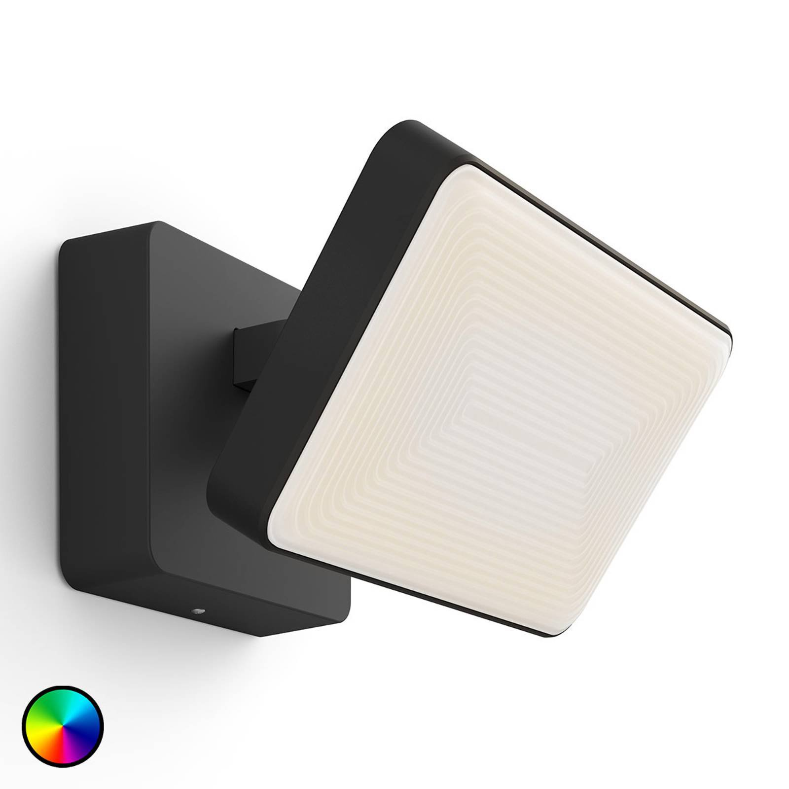 Philips Hue White+Color Discover utendørs LED-spot