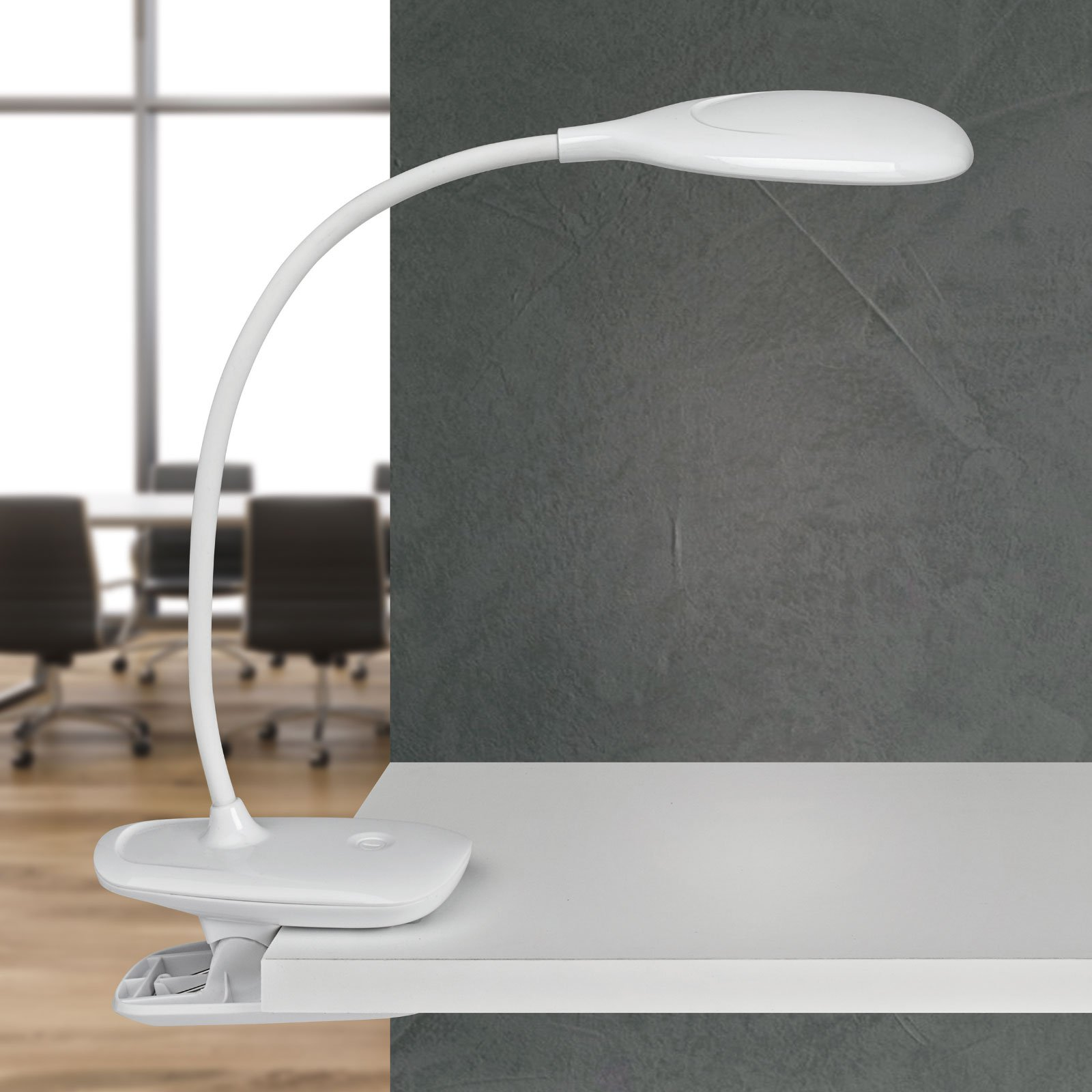 MAULjack LED-skrivebordslampe, dimbar