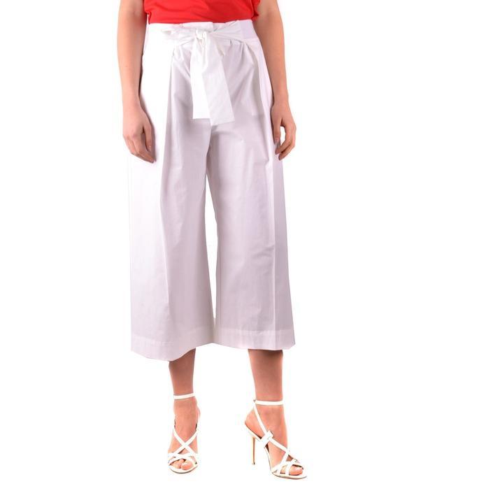 Pinko Women's Trouser White 165989 - white 42