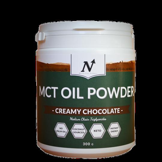 MCT Oil Powder - Creamy Chocolate, 300 g