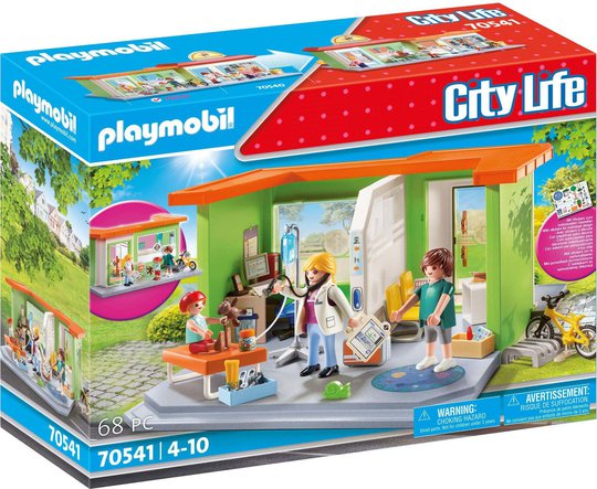Playmobil 70541 Pediatric Practice