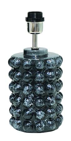 Bubbels Lampfot Black Marble 29 cm