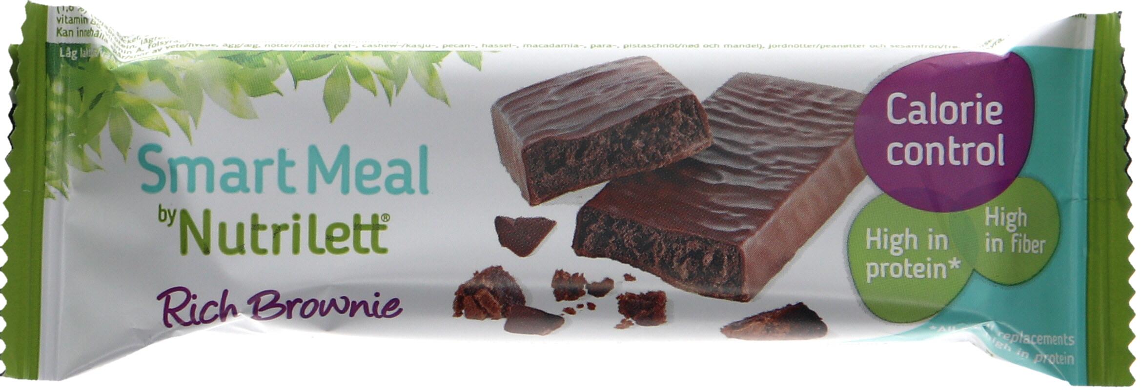 Måltidsersättningsbar Brownie - 19% rabatt