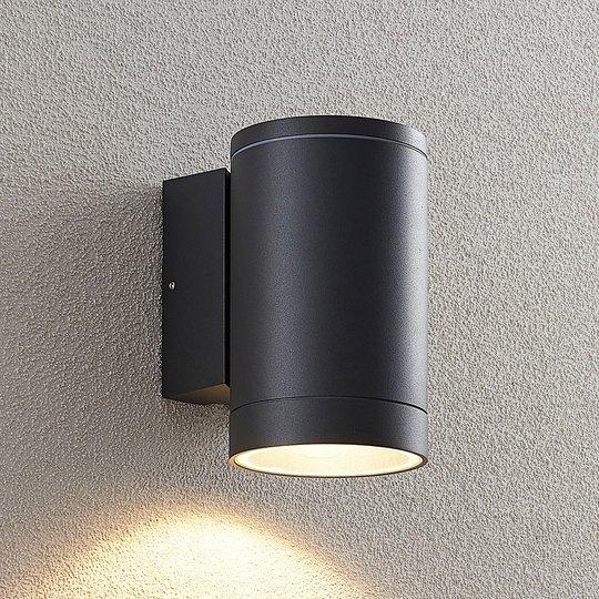Lucande Thomke -ulkoseinävalaisin, E27, 1-lamp.