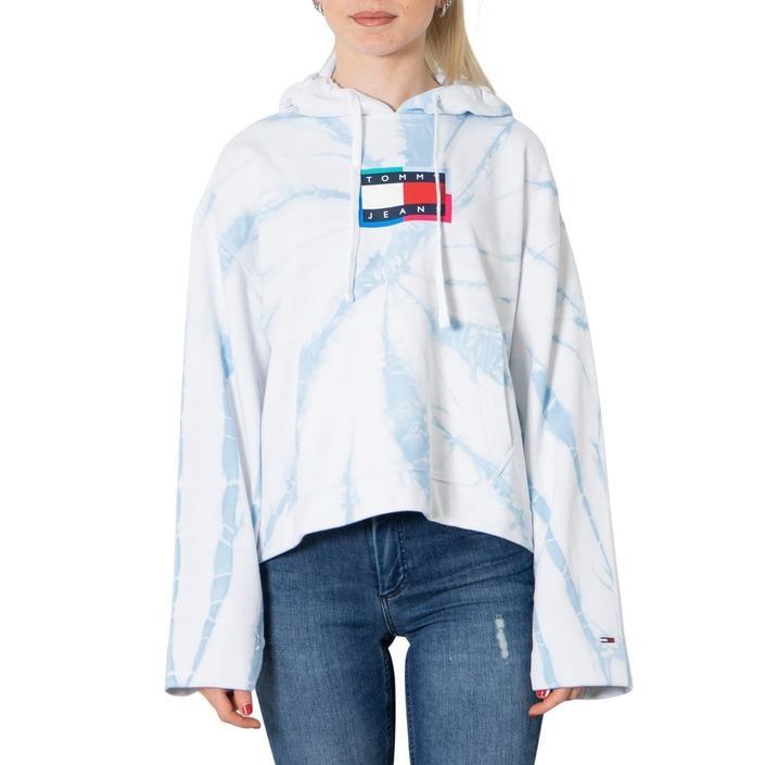 Tommy Hilfiger Jeans Women's Sweatshirt Multicolor 273181 - multicolor XXS