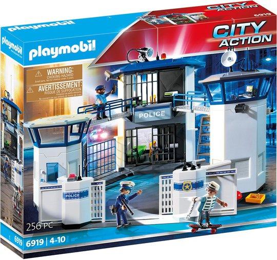 Playmobil 6919 Politihovedkontor med Fengsel